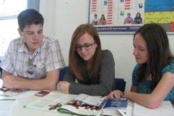 Lecciones de inglés para niños y adolescentes en Cambridge Inglaterra