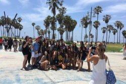 Programa de inmersión lingüística en Los Ángeles para niños y adolescentes